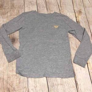 Roxy Long Sleeve Fitted T-shirt